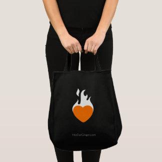 Bolsa Tote Quente para a sacola do gengibre