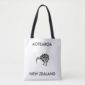 Bolsa Tote quivi 1 de Nova Zelândia do aotearoa