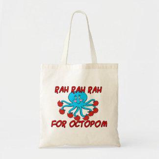 Bolsa Tote Rah Rah Rah para Octopom