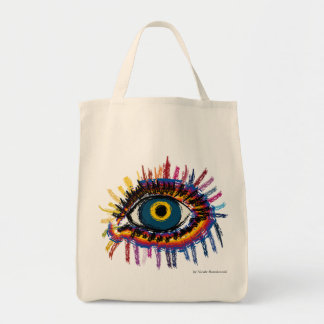 Bolsa Tote Rainboweye