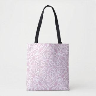 Bolsa Tote Raiz ideal rosa pálido