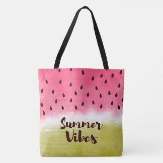 Bolsa Tote Refrescamento do verão frutado