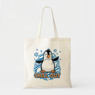Bolsa Tote Refrigere para fora o pinguim