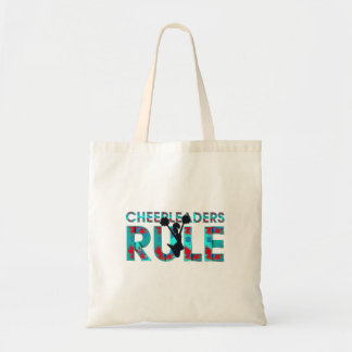 Bolsa Tote Regra SUPERIOR dos cheerleaderes