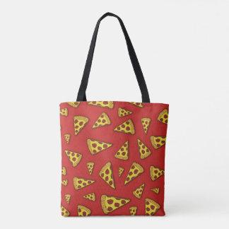 Bolsa Tote Regras da pizza!