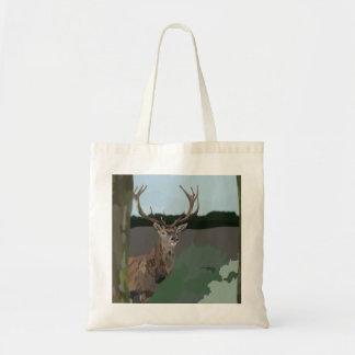 Bolsa Tote Rei da floresta