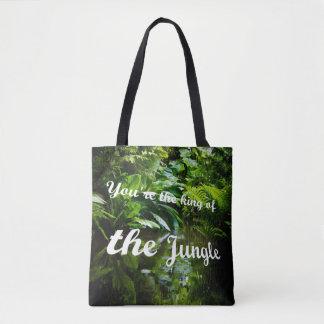 Bolsa Tote Rei da selva