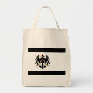 Bolsa Tote Reino Preussen estandarte de nacional