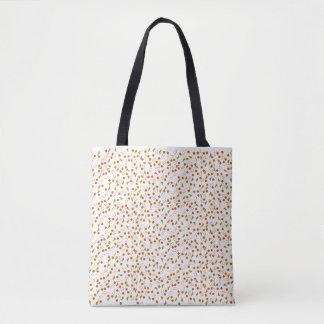 Bolsa Tote Respiração/costume toda sobre - imprima a sacola