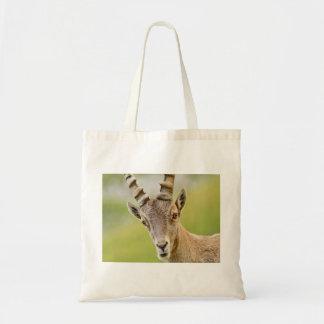 Bolsa Tote Retrato de um íbex