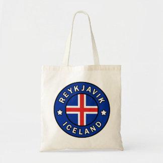 Bolsa Tote Reykjavik Islândia