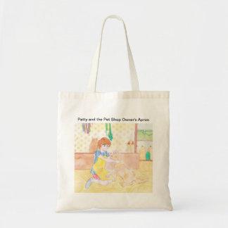 Bolsa Tote Rissol e a sacola do avental dos proprietários de
