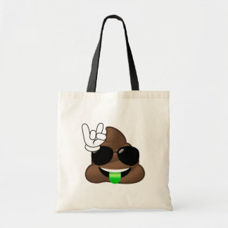 Bolsa Tote Rocha no tombadilho de Emoji