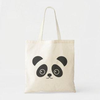 Bolsa Tote Saco bonito da panda para a vida