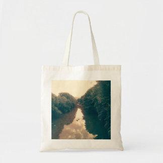 Bolsa Tote Saco com foto do rio