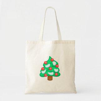 Bolsa Tote Saco da árvore de Natal