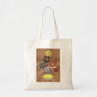 Bolsa Tote Saco da árvore de Natal de Steampunk