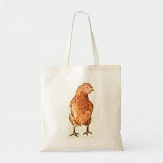 Bolsa Tote Saco da galinha