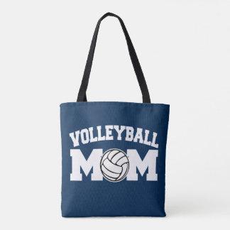 Bolsa Tote Saco da mamã do voleibol