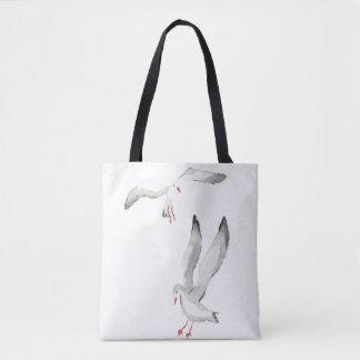 Bolsa Tote Saco das gaivotas