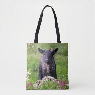 Bolsa Tote Saco das ovelhas negras do Baa do Baa