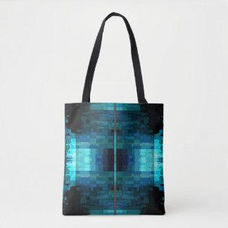 Bolsa Tote Saco de água azul