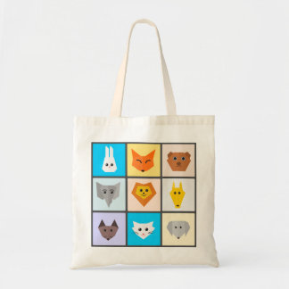Bolsa Tote Saco de compras animal bonito