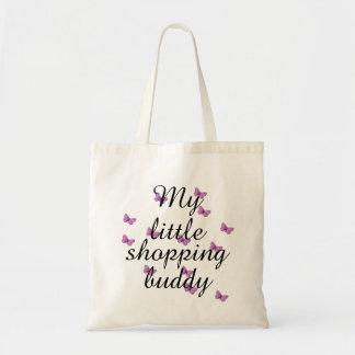 Bolsa Tote saco de compras pequeno bonito