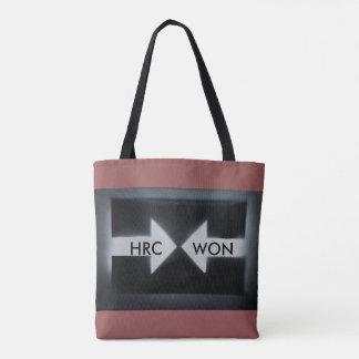 Bolsa Tote Saco de HRC WON/resist