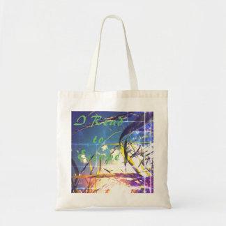 Bolsa Tote Saco de livro do verão