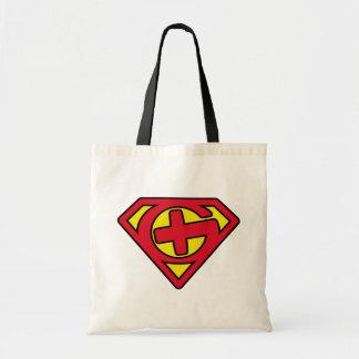 Bolsa Tote Saco de Supercacher