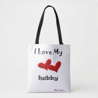 Bolsa Tote saco do amor