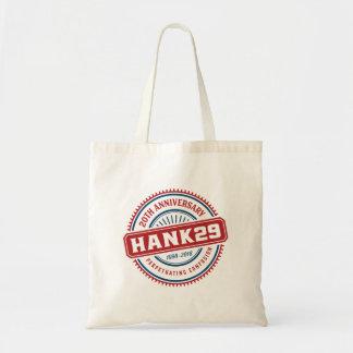 Bolsa Tote Saco do aniversário Hank29 20o