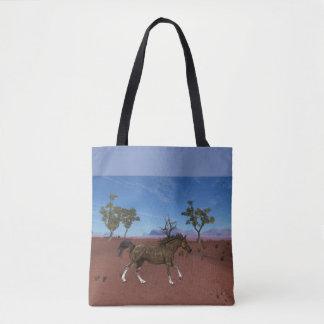 Bolsa Tote Saco do cavalo