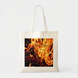 Bolsa Tote Saco do cobrir do álbum de Phoenix