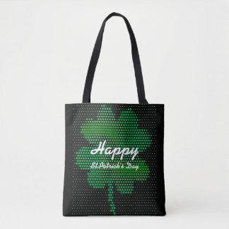 Bolsa Tote Saco do dia de St Patrick