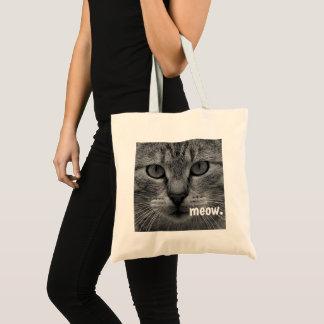 Bolsa Tote Saco do Meow
