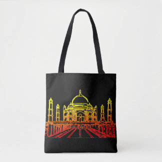 Bolsa Tote Saco do pequeno de Taj Mahal