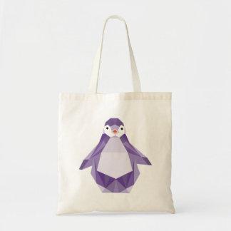 Bolsa Tote Saco do pinguim