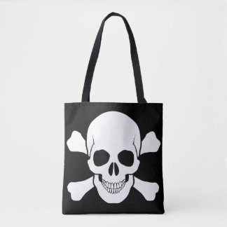 BOLSA TOTE SACO DO PIRATA