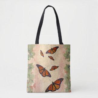 Bolsa Tote Saco do presente do jardim do monarca