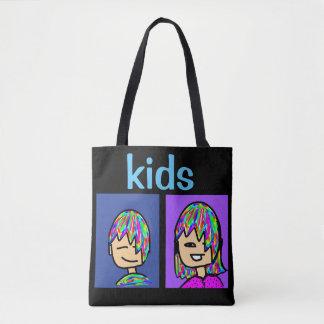 Bolsa Tote saco dos miúdos