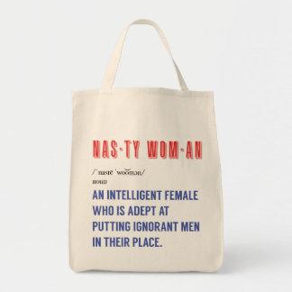Bolsa Tote Saco feminista legal