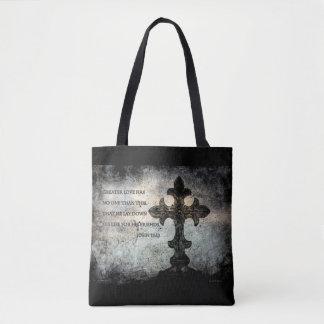 Bolsa Tote Saco para o transporte de cadáveres transversal do
