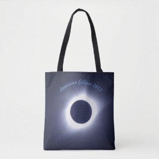 Bolsa Tote Sacola 2017 americana do eclipse