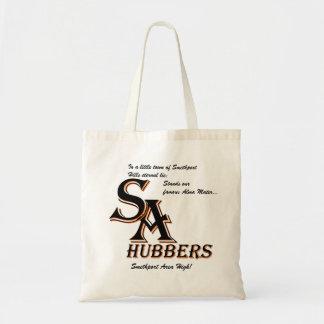 Bolsa Tote Sacola 2 de Smethport Hubber Alma Mater