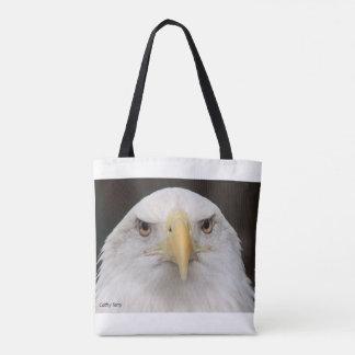 Bolsa Tote Sacola americana da águia americana