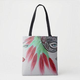 Bolsa Tote Sacola belamente projetada