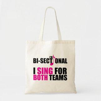 Bolsa Tote Sacola Bisectional