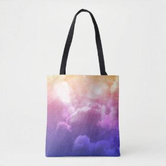 Bolsa Tote Sacola celestial do céu